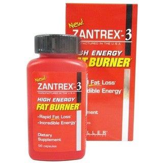 Zantrex-3 High Energy Fat Burner (56 Capsules)