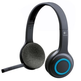 Logitech Wireless Headset H600 Over-The-Head Design