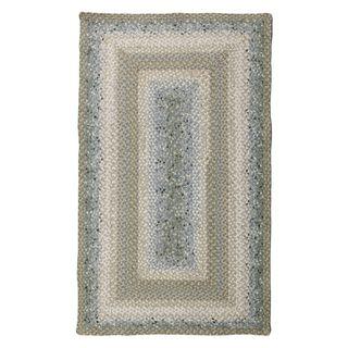 Dynasty Cotton Braided Rug (2'6 x 6')