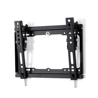 Loctek T1 14 to 42-inch Low Profile Tilting TV Wall Mount