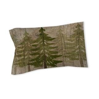 Thumbprintz Pines Sham