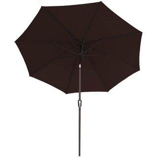 9-foot Traditional Market Sunbrella Umbrella