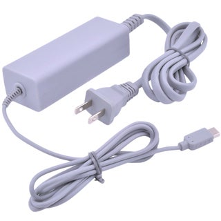 Patuoxun AC Wall Chargers Adapter for Nintendo Wii U Console Game-pad Controller