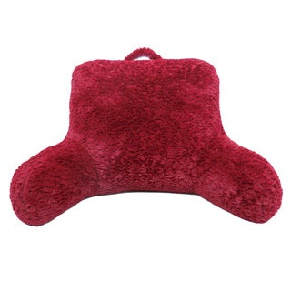 Whisper Cut Plush Bedrest Lounger