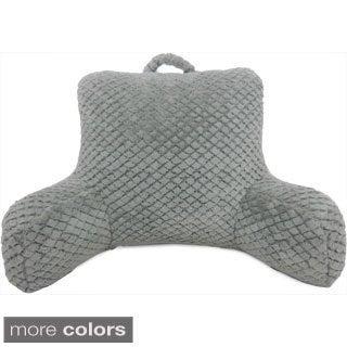 Hemlock Cut Plush Bedrest Lounger