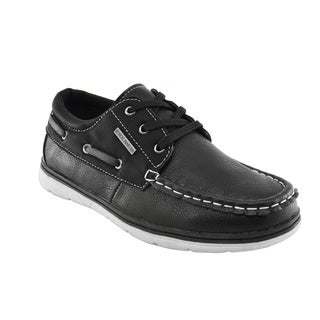 Rocawear Toddler Boys' Moc Toe Boat Shoes