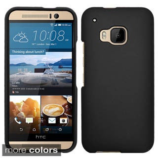 Insten Hard Snap-on Rubberized Matte Phone Case Cover For HTC One M9