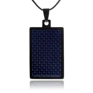 Vance Co. Tungsten Carbon Fiber Pendant