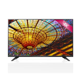 LG 49UF7600 49-inch 4K UHD 120Hz Smart LED HDTV with webOS 2.0
