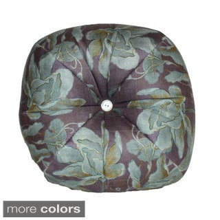 Sea Floral Apple Decorative Throw Pillow
