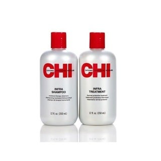 CHI Infra Shampoo and Treatment 12-ounce Duo Set
