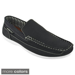 Akademiks Men's Peter Slip-On Loafers