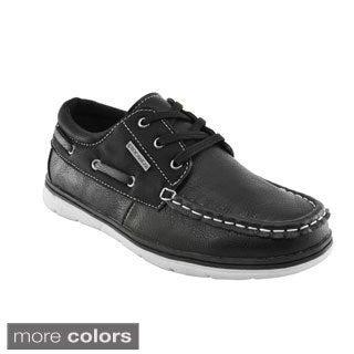 Rocawear Boys' Moc Toe Boat Shoes