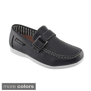 Akademiks Boys' Buckled Casual Shoes