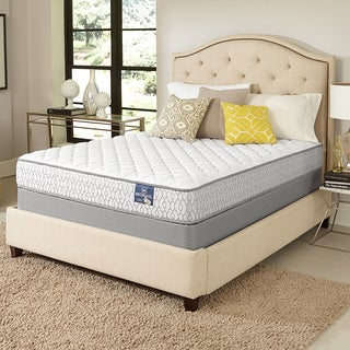 Serta Extravagant Firm King-size Mattress Set