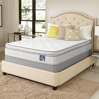 Serta Amazement Pillowtop Queen-size Mattress Set