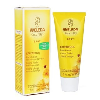 Weleda Baby Calendula 1.7-ounce Face Cream