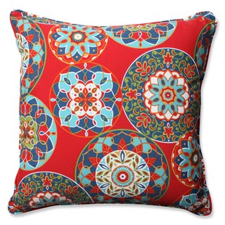 Pillow Perfect Outdoor/ Indoor Cera Garden 23-inch Floor Pillow
