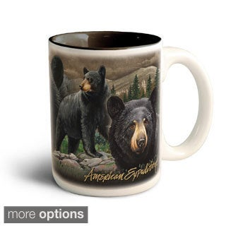 American Expedition Wildlife Collection Large Coffee Mug