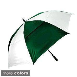 Orlimar Cyclone 62-inch Golf Double Canopy Auto Open Umbrella