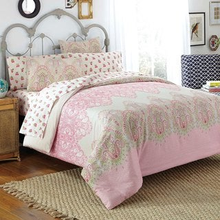 Victoria Bed in a Bag with Sheet Set 180 TC