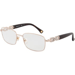 Michael Kors MK365 717 Goldtone Optical Eyeglasses (Size 53)