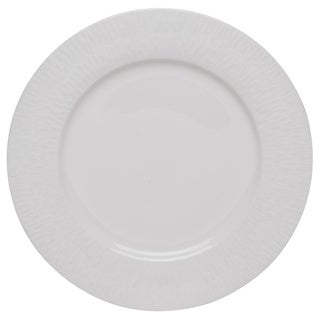 Lunar White 8.25-inch Salad Plate (Set of 4)