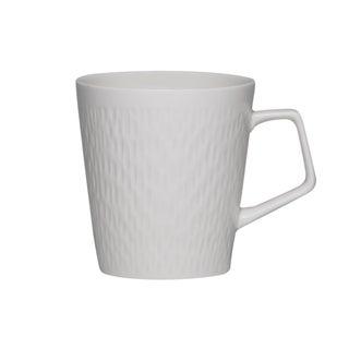 Lunar White 14-ounce Mug (Set of 4)