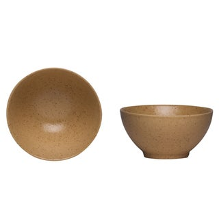 Whole Wheat 8.25-inch Salad Plate (Set of 4)