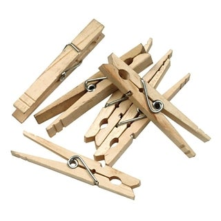 ChenilleKraft Spring Clothes Pin (Pack of 50)
