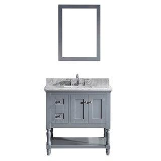 31 40 Inches Bathroom Vanities Overstock Shopping Single Double Sink Vanities