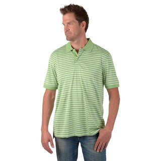 IZOD Men's Striped Performance Polo Shirt