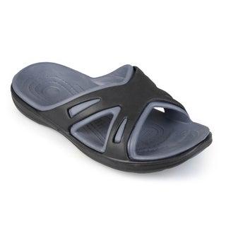 Boston Traveler Men's Outdoor Slide Sandals