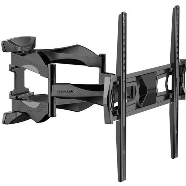 full motion 32 to 50 inch articulating arm tv wall mount overstock shopping big discounts on. Black Bedroom Furniture Sets. Home Design Ideas