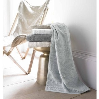 Mosaic Turkish Cotton 3-piece Towel Set