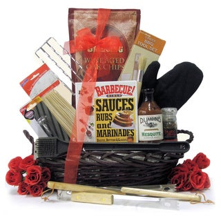 Grillin' & Chillin': Father's Day Gourmet BBQ Gift Basket