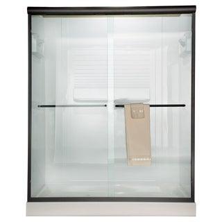 American Standard Am00370400.224 Oil Rubbed Bronze Shower Door