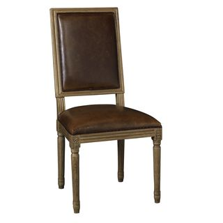 Somette Lyon Vintage French Dining Room Chair (Set of 2)