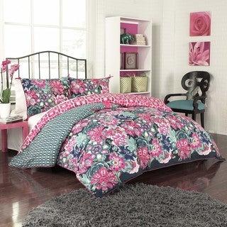 Vue Leilani Reversible 3-piece Comforter Set