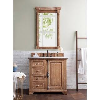 James Martin Brown Single 36-inch Bath Vanity