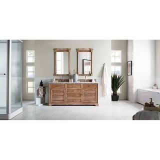 James Martin 72-inch Savannah Double Bath Vanity Cabinet
