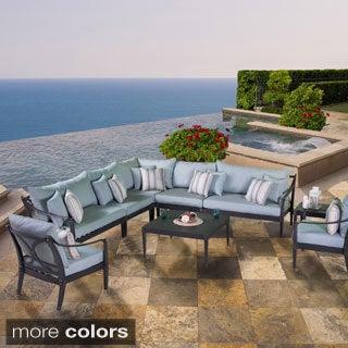 RST Brands Astoria 9-piece Seating Set