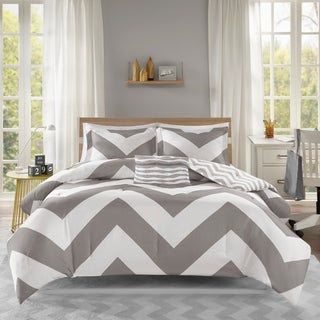 Mi Zone Gemini Reversible 4-piece Comforter Set