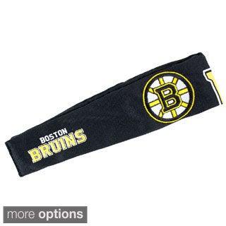 NHL Team Logo Jersey Headband