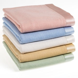 Himalaya Trading Classic 100-percent Cashmere Baby Blanket