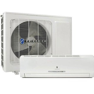 Friedrich 12,000 - 24,000 BTU Single Zone Wall-mount Ductless Air Conditioner