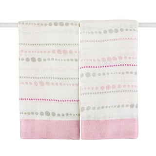 aden + anais Tranquility Bead Bamboo Issie Security Blankets