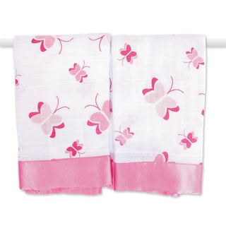 aden + anais Nay Nay Butterfly Classic Issie Security Blankets