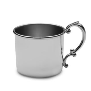 Empire Classic Silvertone Pewter Baby Cup