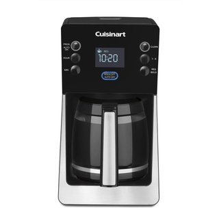 Cuisinart DCC-2800FR Black 14-cup Perfec Temp Programmable Coffee Maker (Refurbished)